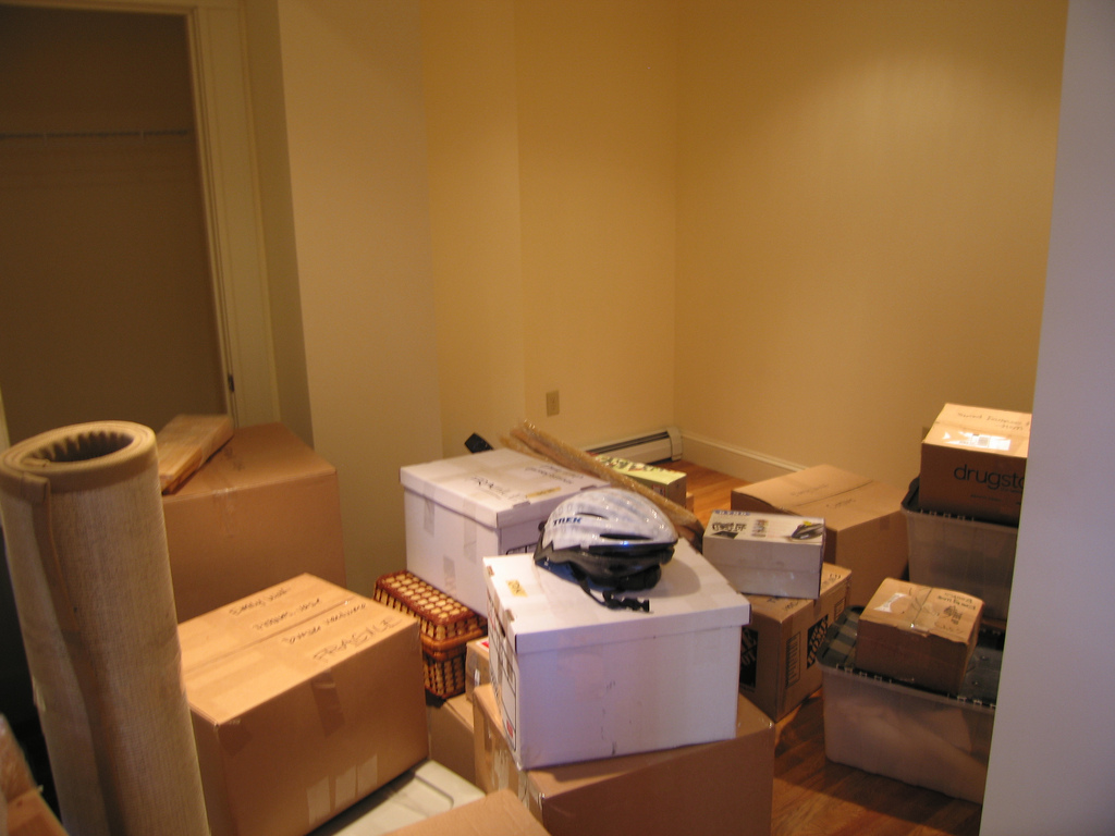 Office movers in California